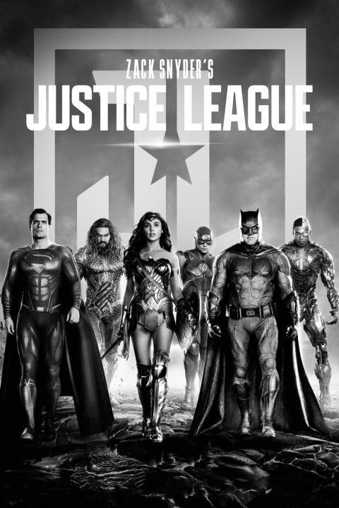 Recensie Zack Snyder's Justice League (2021)