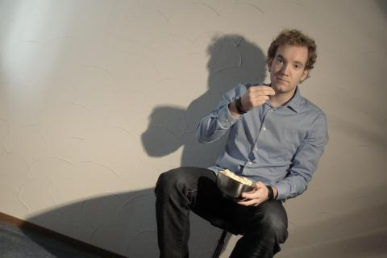 Filmrecensent Vince Christiaans