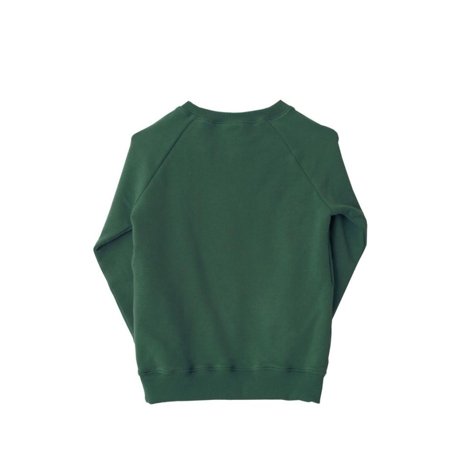 Naam sweater achterkant