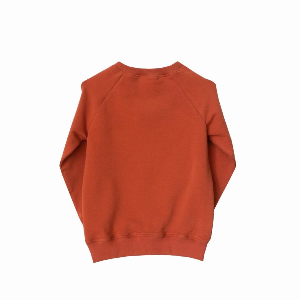 Sweater Okidoki achterkant