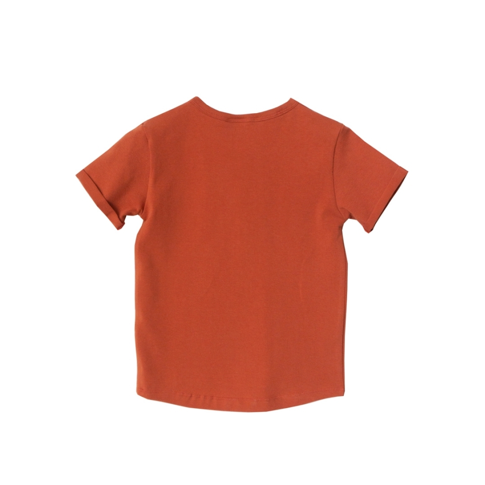 Shirt Joep de inktvis achterkant