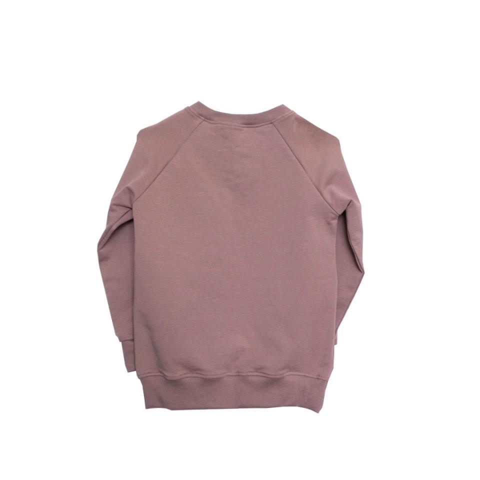 Sweater bliksem achterkant