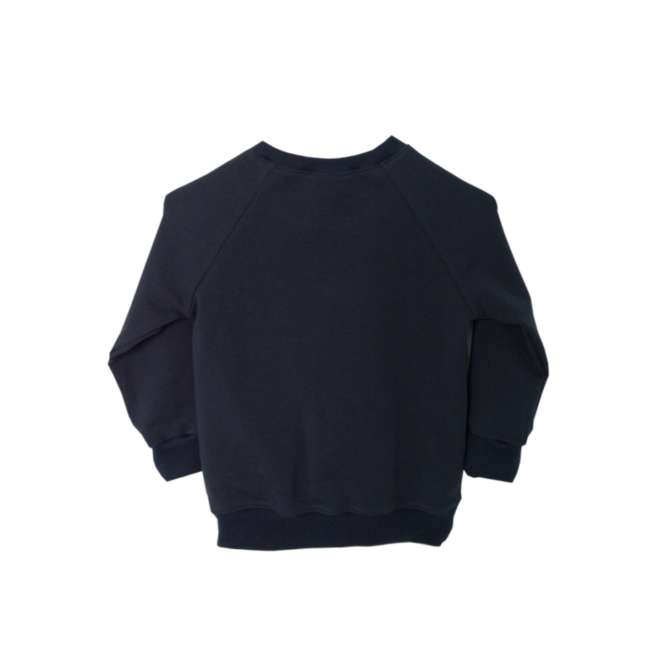 Verjaardag sweater achterkant