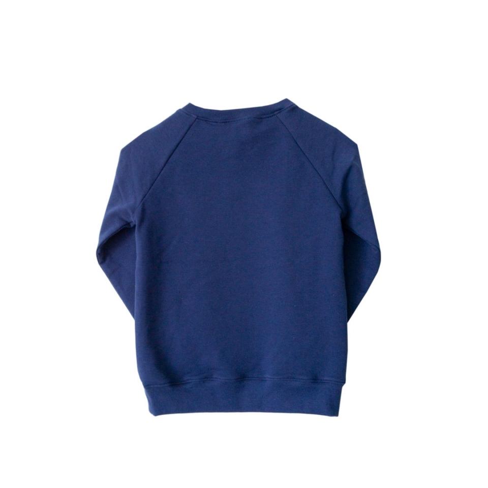 Sweater Broer/Zus achterkant