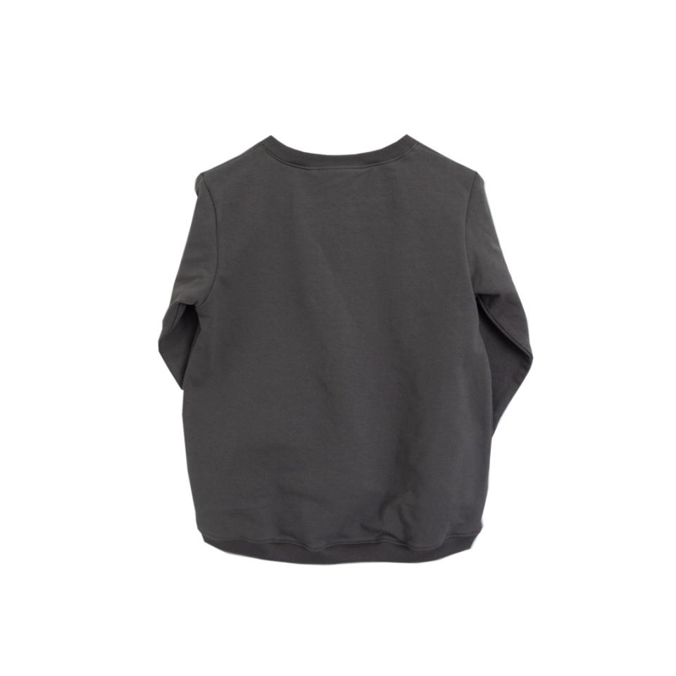 Meiden sweater Klessebes 110/116 achterkant
