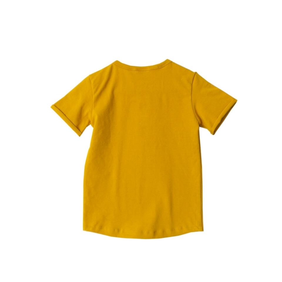 Shirt met Letter achterkant