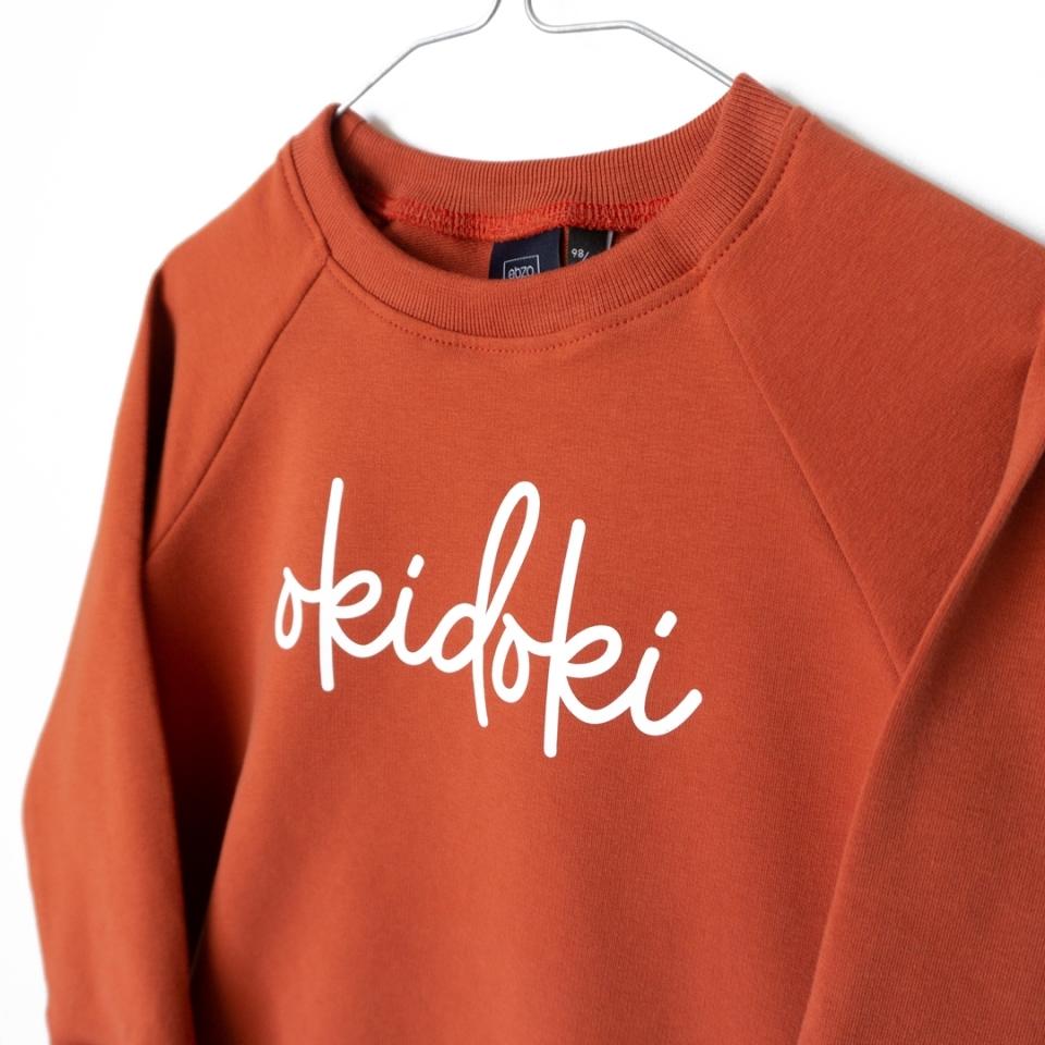 Sweater Okidoki close