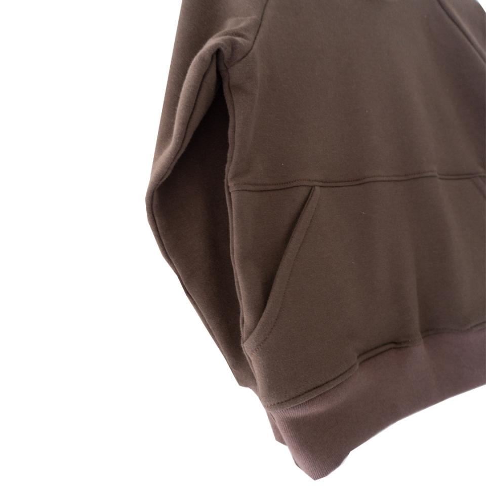 Sweater met zakken close