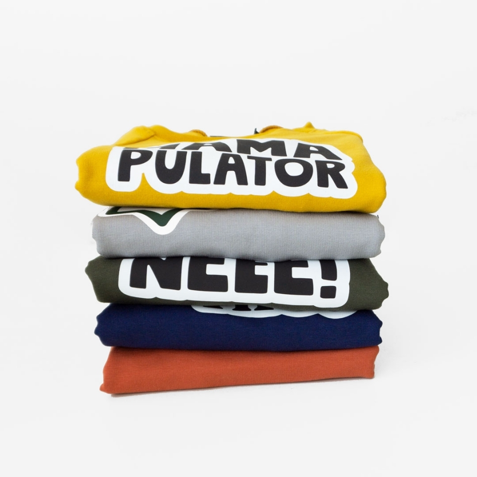 Sweater Mamapulator sfeer