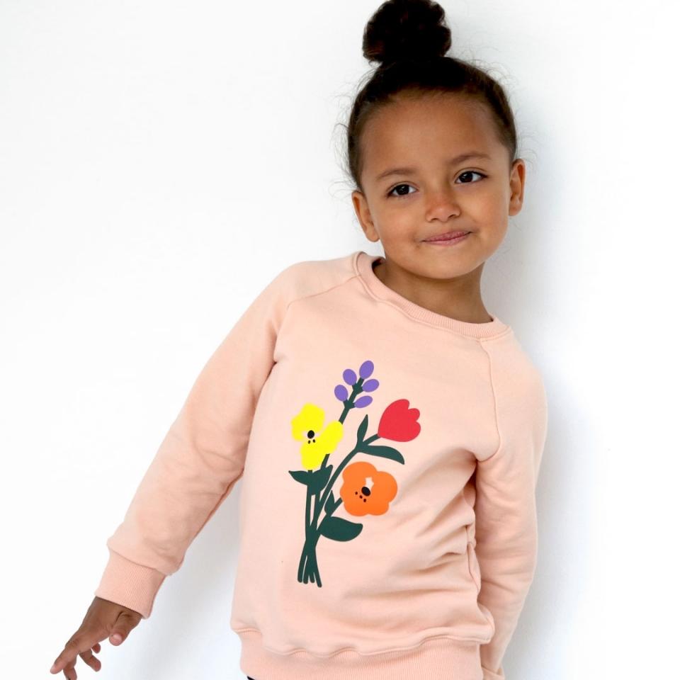 Sweater Bloemen sfeer