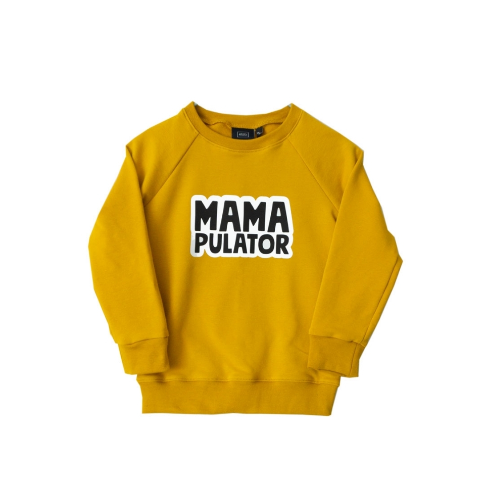 Sweater Mamapulator voorkant