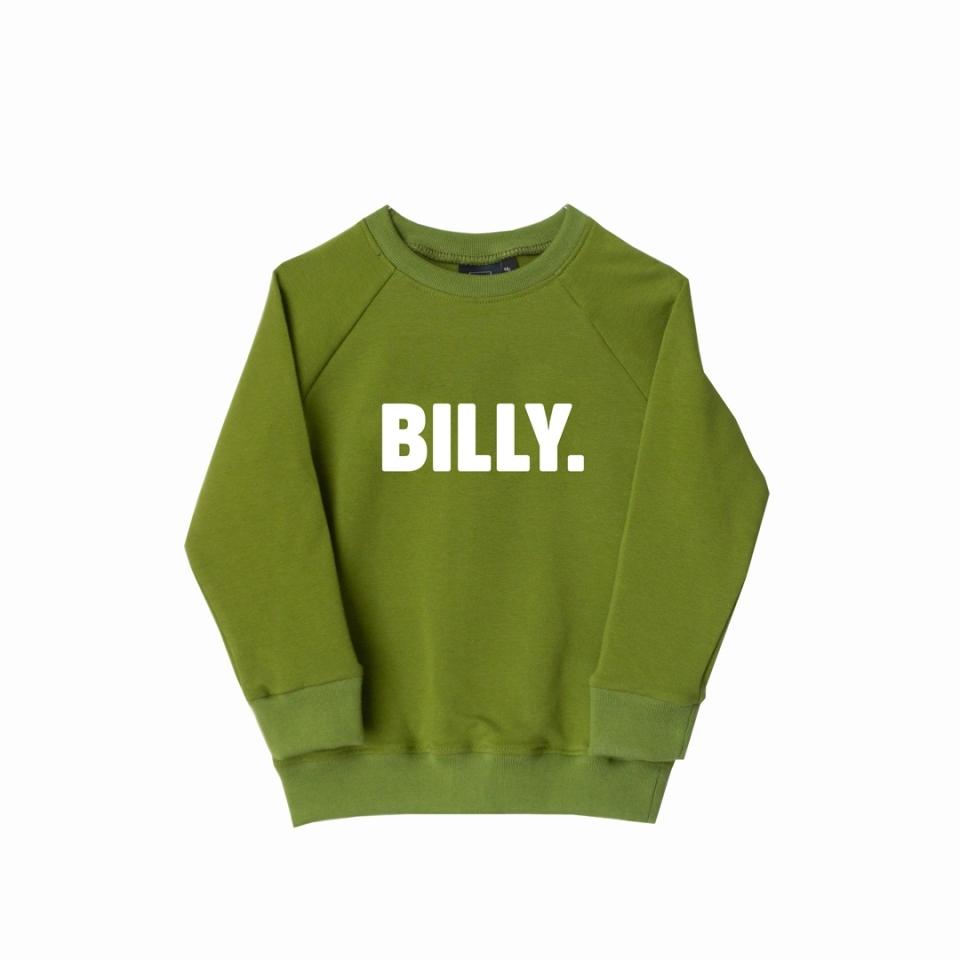 Naam sweater v2 voorkant