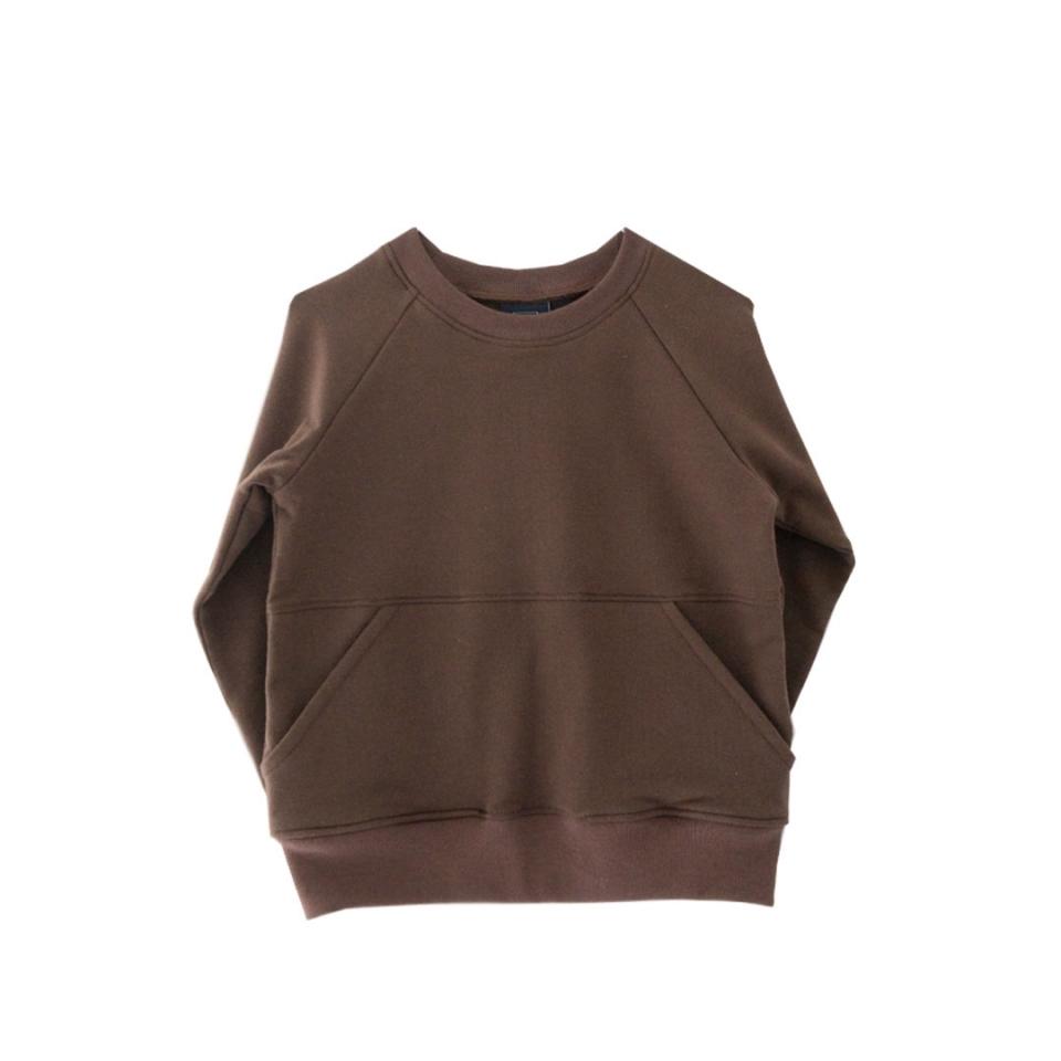 Sweater met zakken