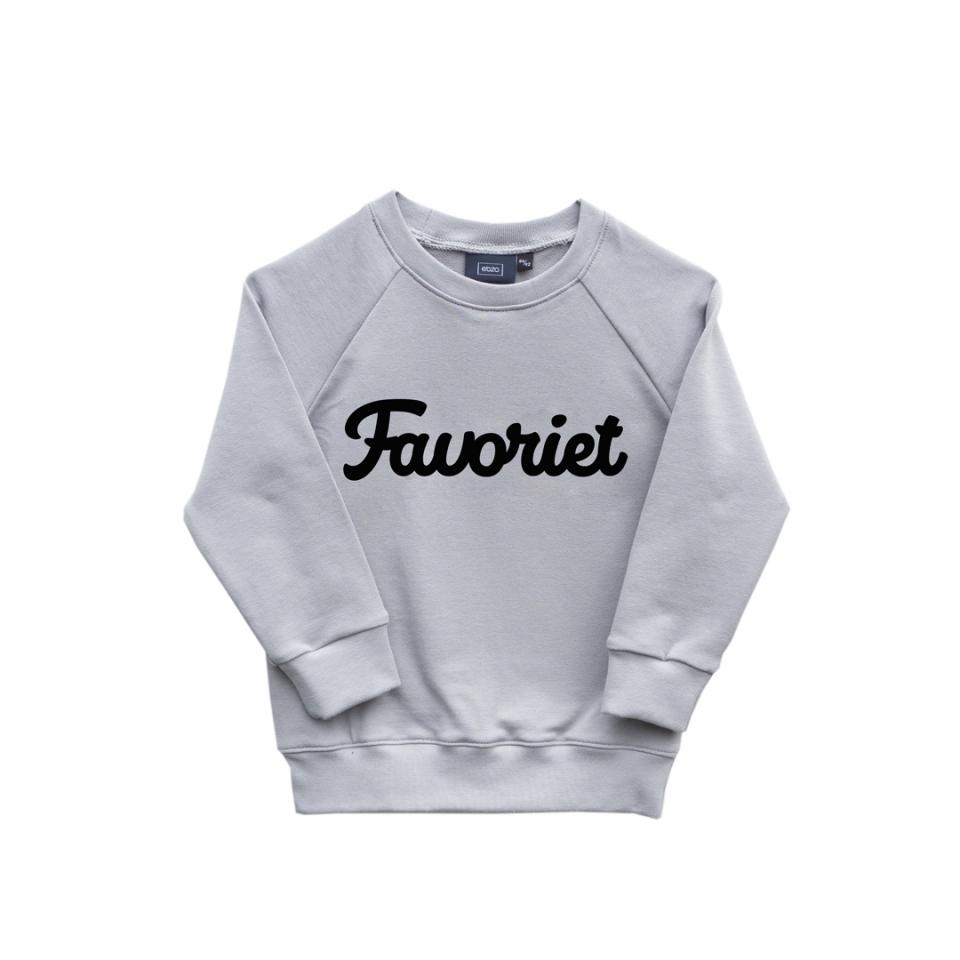 Sweater Favoriet voorkant
