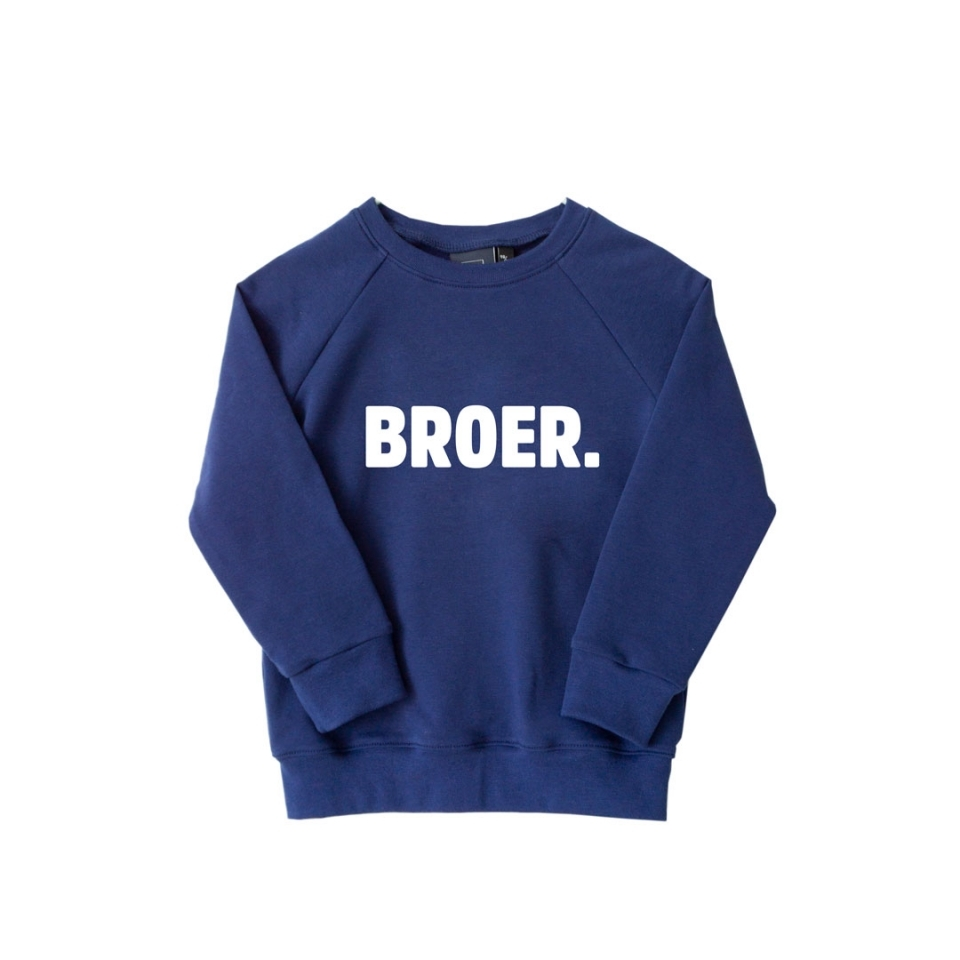 Sweater BroerZus ebzo