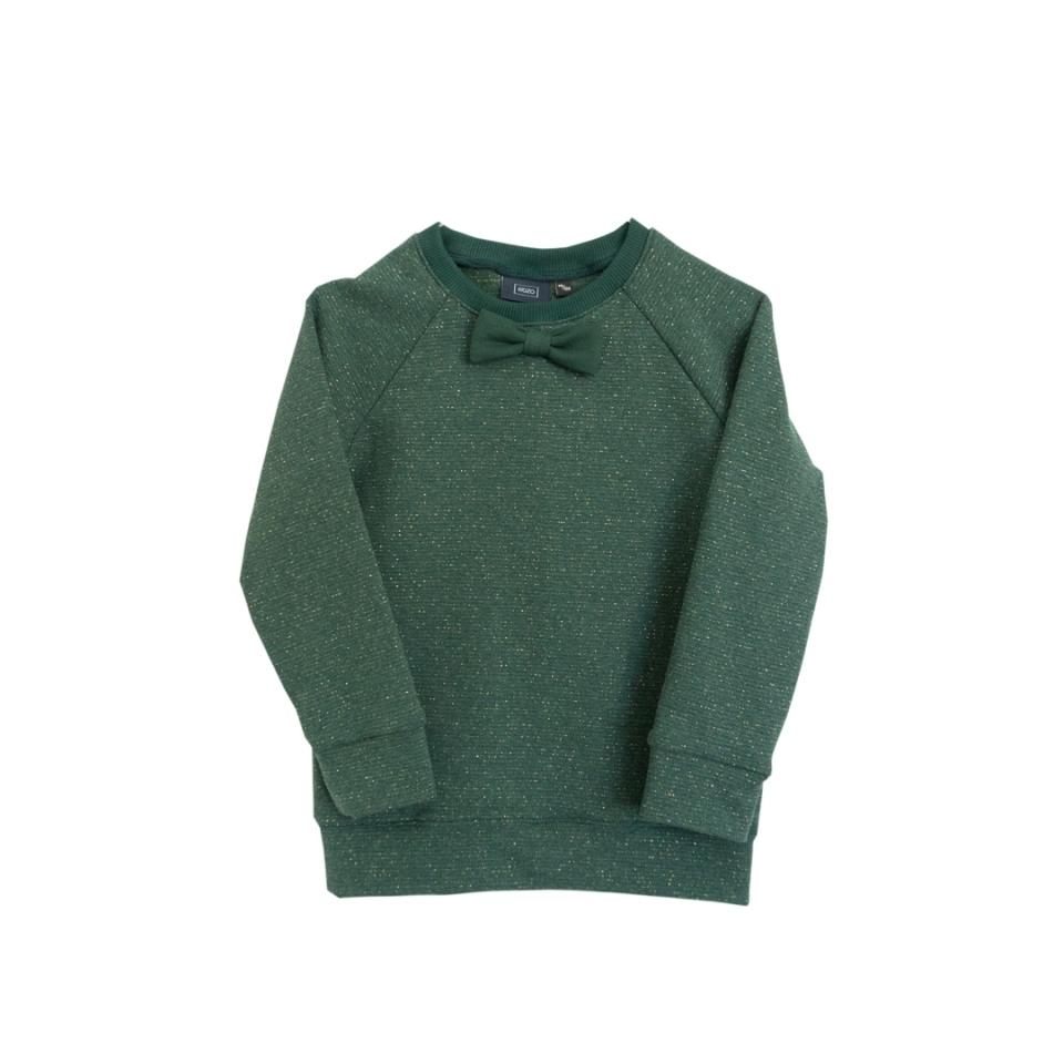 Feest sweater met strikje
