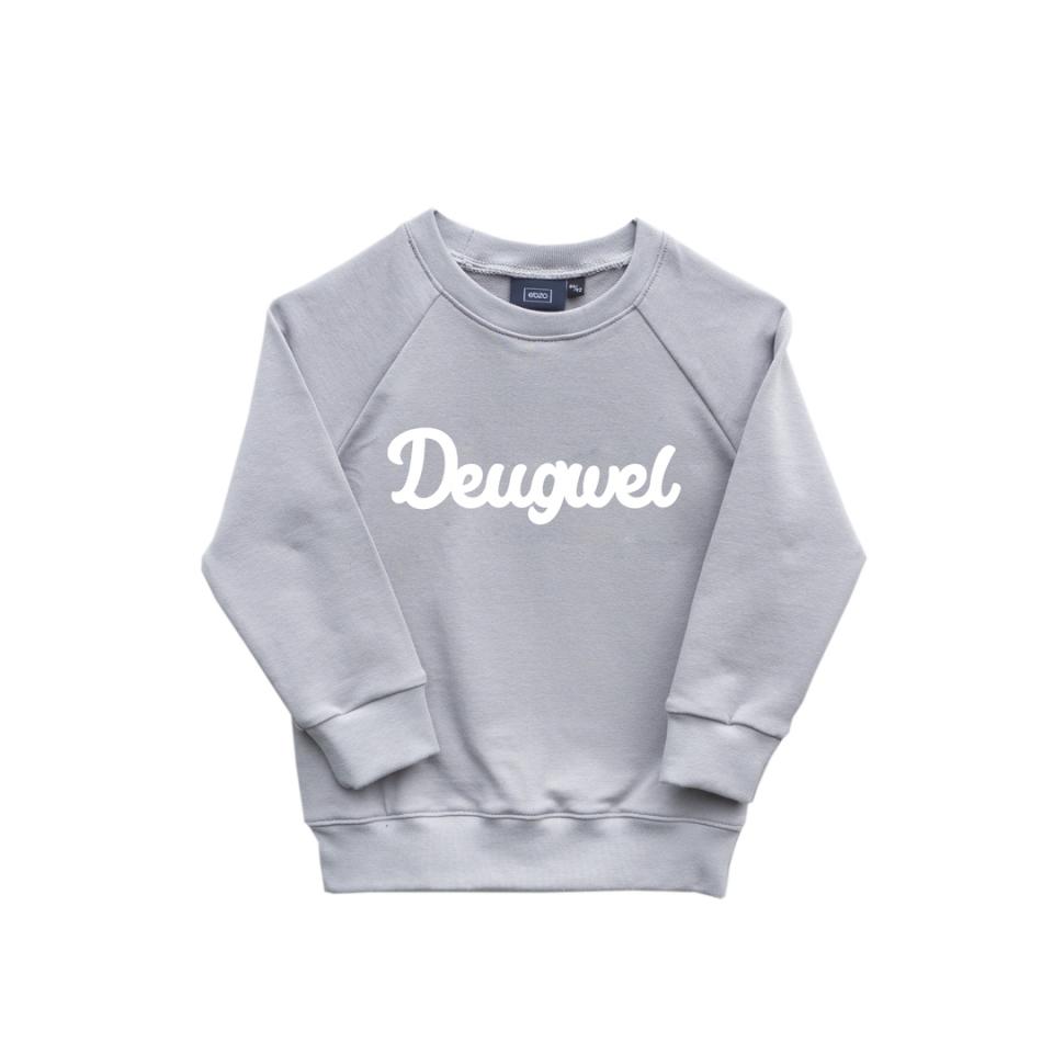 Sweater Deugwel (86/92) voorkant