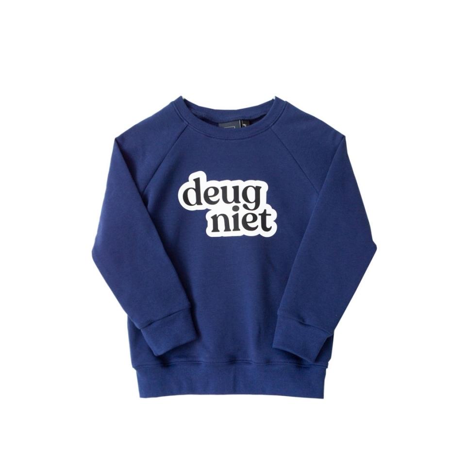 Sweater Deugniet voorkant