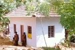 Huisje in India