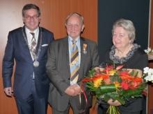 Koninklijke onderscheiding bestuurslid Paul Monchen