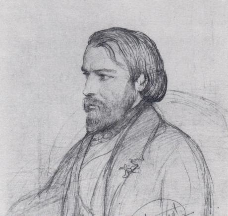 portret Ozanam