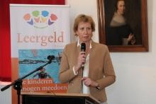VV Vlijmen foto stichting Leergeld